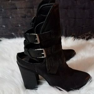 Dolce Vita Strappy Booties